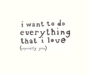 love, quote, and cute image