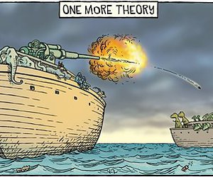 funny, dinosaurs, and noah image