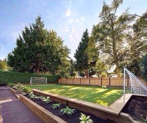 football, garden, and home image