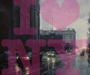 city, cool, and pink image