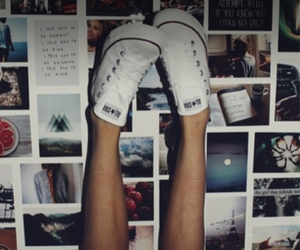 allstar, converse, and swag image