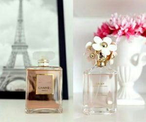 chanel, perfume, and paris image
