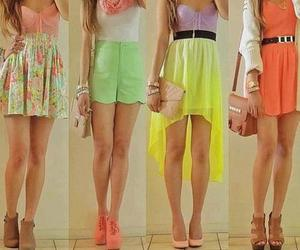 fashion, color, and spring-summer image