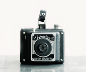 camera, photo, and retro image