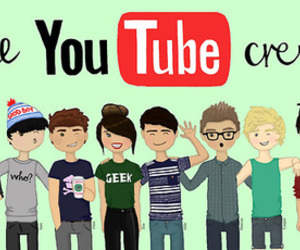 youtube, zoella, and marcus butler image