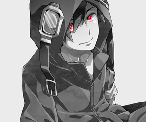 anime, kagerou days, and kagerou project image