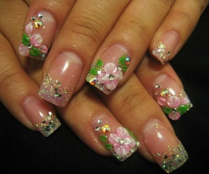 nails and nice image