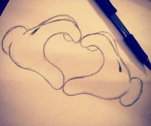 disney, dreams, and drawing image