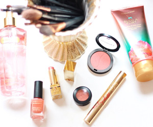 blogger, cosmetics, and inspiration image