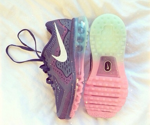 fitness, love, and nike image