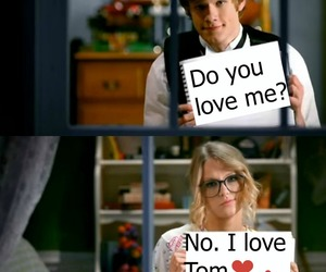 funny, girly, and Taylor Swift image