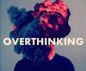 pic, red, and overthinking image