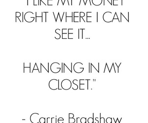 carrie, Carrie Bradshaw, and closet image