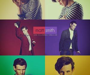 matt smith and doctor who image