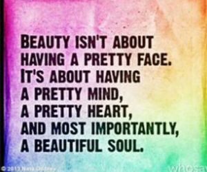 beauty, pretty, and heart image