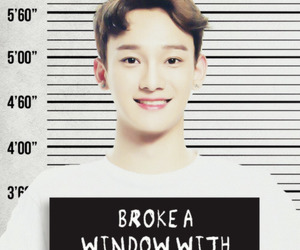 Chen, kpop, and exo-m image