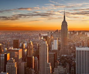 new york and city image