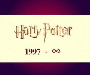 harry potter, forever, and 1997 image