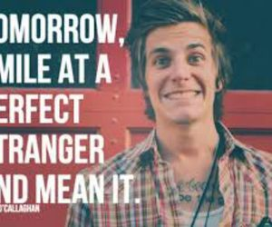 smile, the maine, and john o'callaghan image