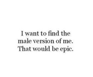 quote, epic, and male image