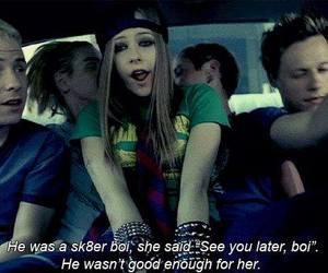 Avril Lavigne, Avril, and gif image