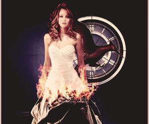 Jennifer Lawrence, katniss everdeen, and katniss image