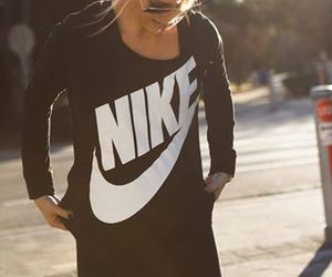 nike, fit, and healthy image