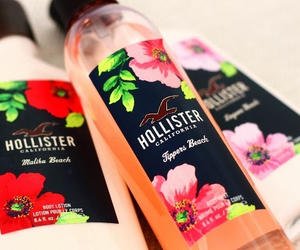 hollister and perfume image