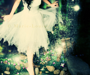 fairy, dress, and fairytale image
