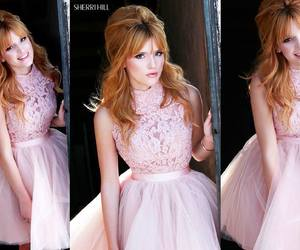 bella thorne and dress image