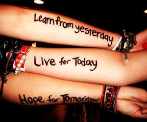 girls, learn, and hope image