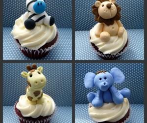 animal, cupcake, and cute image