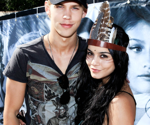 vanessa hudgens, austin butler, and fashion image