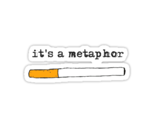 metaphor, the fault in our stars, and hazel grace image