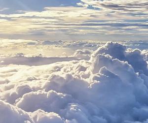 beautiful, heaven, and sunshine image