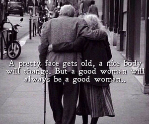 old, suport, and love image