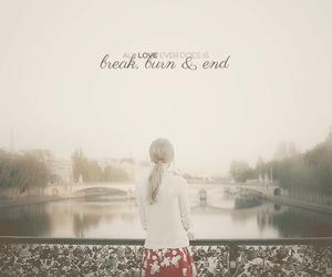begin again, Taylor Swift, and Lyrics image