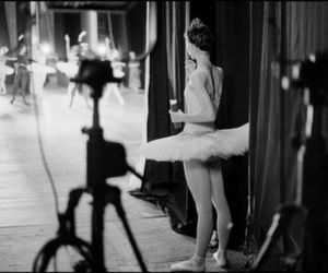 ballet, photography, and black and white image