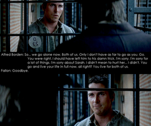 christian bale, Christopher Nolan, and quotes image