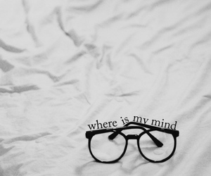 mind, glasses, and where image