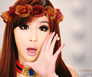 2ne1, girl, and cute image