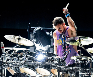 30 seconds to mars, drummer, and rock image