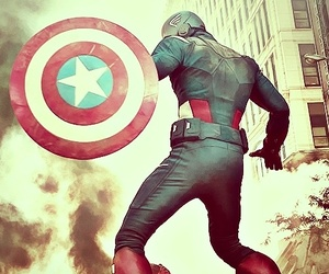 captain america, steve rogers, and the avengers image