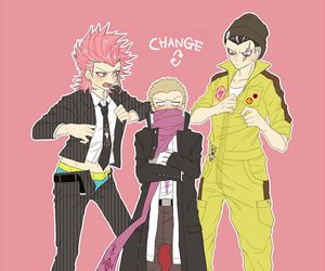 cute anime boys, dangan ronpa, and sdr2 image