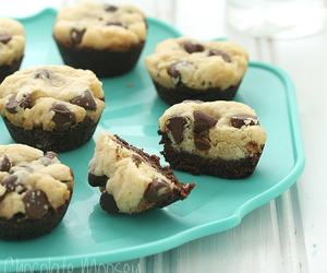 brownies, chocolate, and Cookies image