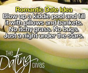 date and romantic image