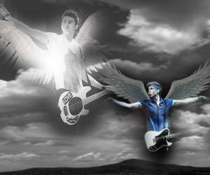 angels, 5 seconds of summer, and 5sos image