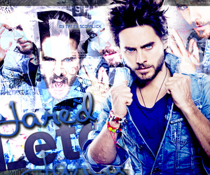 jared, jared leto, and wallpaper image