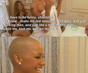 amber, Amber Rose, and quote image