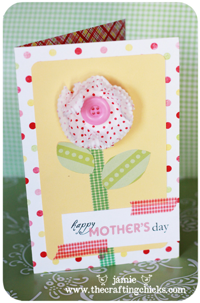 Cute Happy Mothers Day Wording Card with Flower Paper Decoration | Card  Magazine › Wedding Invitation, Baby Shower Invitation, Birthday Invitation